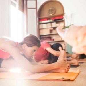 Yoga Inbound clases