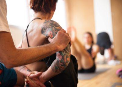 Formacion Vinyasa Yoga en Barcelona