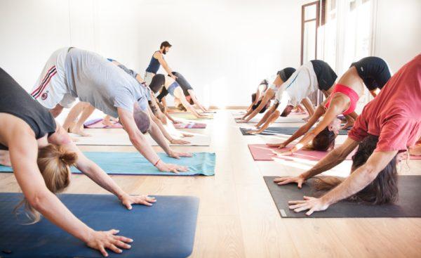 Escuela de Yoga en Barcelona - Yoga Inbound